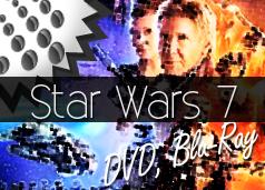 Star Wars 7 DvD und Blur-Ray
