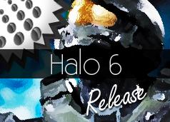 Halo6Erscheinungsdatum