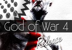 God Of War 4 Release