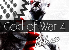 God Of War 4 Release