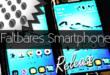 Faltbares Samsung Smartphone