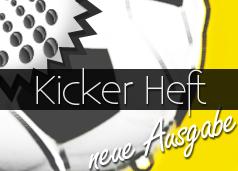 Kicker Heft Erscheinungsdatum