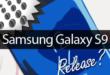 Samsung Galaxy S9 Erscheinungsdatum