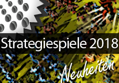 Neue Strategiespiele in 2018