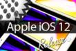 Wann erscheint Apple iOS 12