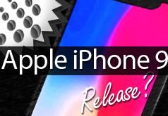 iPhone 9 Release und Gerüchte
